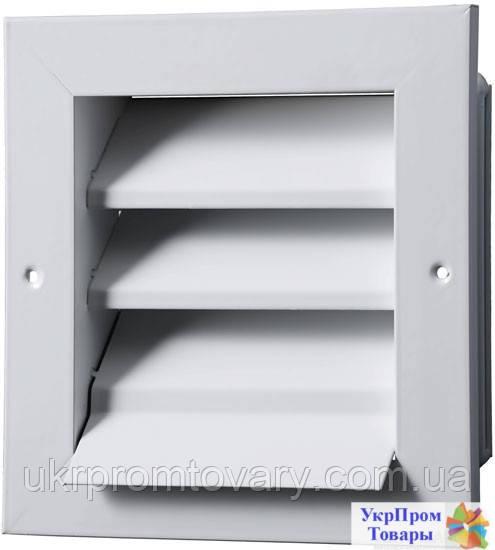 Решетка наружная Вентс VENTS РН 250х250, вентиляторы, вентиляционное оборудование