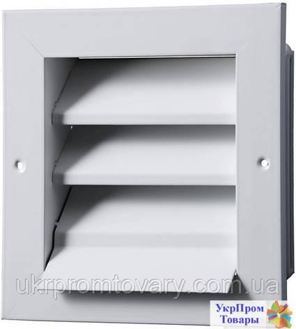 Решетка наружная Вентс VENTS РН 400х400, вентиляторы, вентиляционное оборудование, фото 2