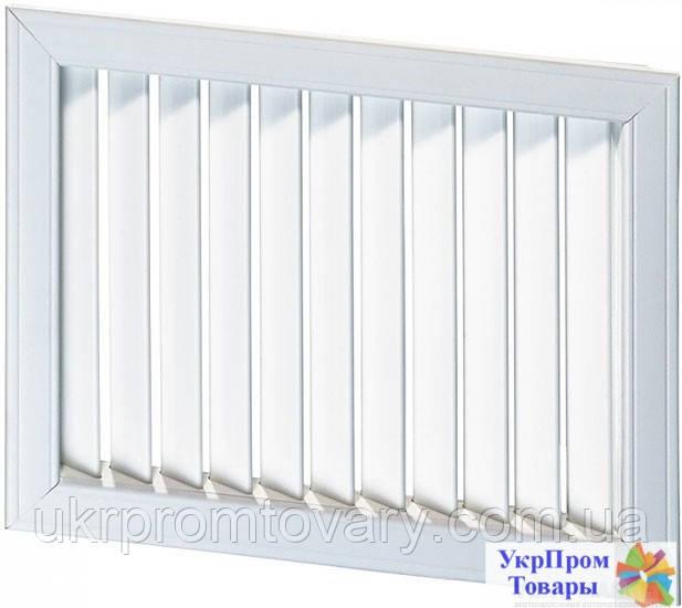 Приточно-вытяжная решетка Вентс VENTS НВН 500х400, вентиляторы, вентиляционное оборудование