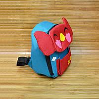 Стильный детский рюкзак Duduhu Голубой 26х22х12 см
