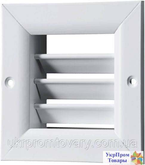 Решетка однорядная регулируемая Вентс VENTS ОРВ 340х300, вентиляторы, вентиляционное оборудование