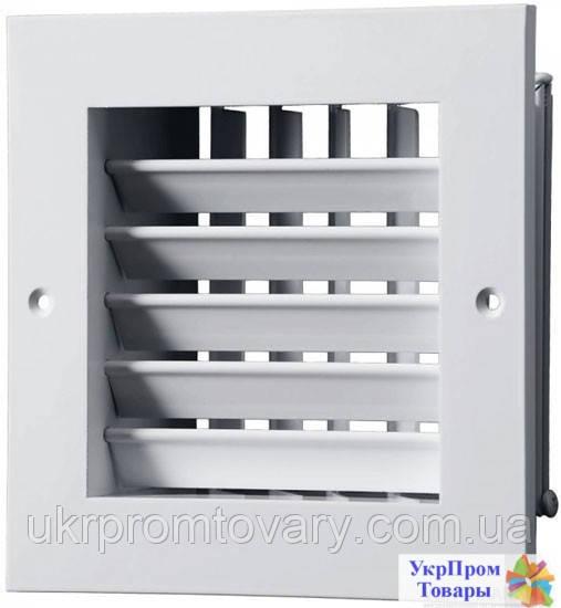Приточно-вытяжная решетка Вентс VENTS ДР 240х240, вентиляторы, вентиляционное оборудование