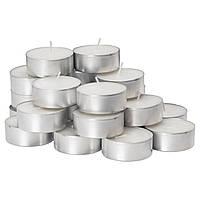 Плавающие чайные свечи 100 шт/уп