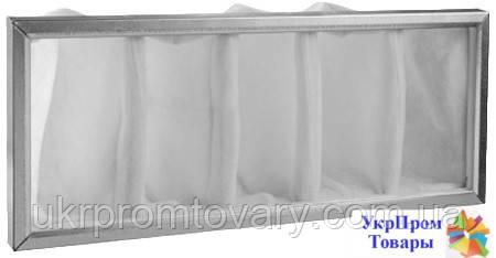 Сменный фильтр Вентс VENTS СФК ПА 03 В G4, вентиляторы, вентиляционное оборудование БЕСПЛАТНАЯ ДОСТАВКА ПО УКРАИНЕ, фото 2