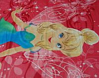 Детский плед из микрофибры Феечка, 130*150, Польша