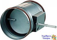 Воздушная заслонка Вентс VENTS КРВ 400, вентиляторы, вентиляционное оборудование БЕСПЛАТНАЯ ДОСТАВКА ПО УКРАИНЕ