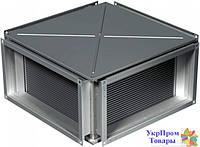 Пластинчатый рекуператор для прямоугольных каналов Вентс VENTS ПР 500х300, вентиляторы, вентиляционное оборудование БЕСПЛАТНАЯ ДОСТАВКА ПО УКРАИНЕ