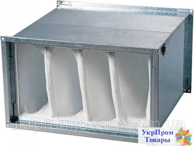 Фильтр Вентс VENTS ФБК 500х300, вентиляторы, вентиляционное оборудование БЕСПЛАТНАЯ ДОСТАВКА ПО УКРАИНЕ, фото 2