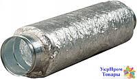 Шумоглушитель Вентс VENTS СРП 100/500, вентиляторы, вентиляционное оборудование БЕСПЛАТНАЯ ДОСТАВКА ПО УКРАИНЕ