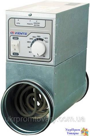Электрический нагреватель Вентс VENTS НК 200-3,6-3 У, вентиляторы, вентиляционное оборудование БЕСПЛАТНАЯ ДОСТАВКА ПО УКРАИНЕ, фото 2