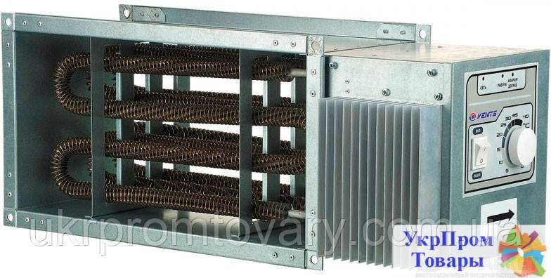 Электрический нагреватель Вентс VENTS НК 400х200-9,0-3 У, вентиляторы, вентиляционное оборудование БЕСПЛАТНАЯ ДОСТАВКА ПО УКРАИНЕ, фото 2