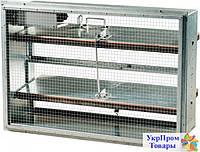 Клапан противопожарный дымовой универсаотный Вентс VENTS КПД 400х400-1-ЭМ220/24-ВН-О, вентиляторы, вентиляционное оборудование БЕСПЛАТНАЯ ДОСТАВКА ПО