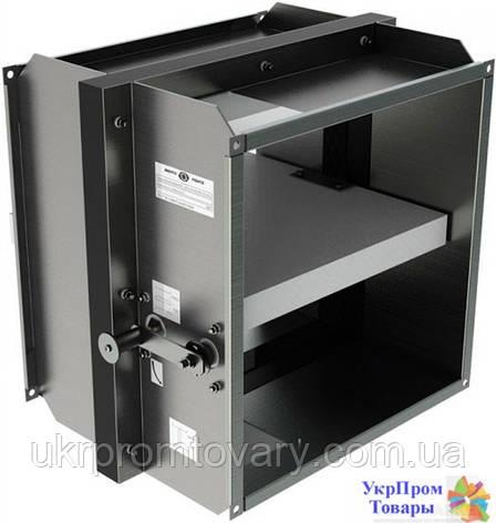 Клапан противопожарный огнезадерживающий Вентс VENTS КП-2-0-Н-400x300-2-72С-СН-0, вентиляторы, вентиляционное оборудование, фото 2