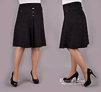Красивая женская  юбка батал  с 50 по 56  размер