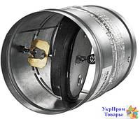 Клапан противопожарный огнезадерживающий Вентс VENTS ПЛ-10-1А-ДН 200, вентиляторы, вентиляционное оборудование БЕСПЛАТНАЯ ДОСТАВКА ПО УКРАИНЕ