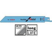 Пильное полотно Bosch Flexible for Metal S 922 EF 5шт