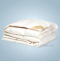 Одеяло пуховое кассетное Деми MirSon Raffaello белый пух 100 % Премиум 051 демисезонное 155х215 см вес 930 г.