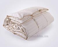 Одеяло пуховое кассетное Зима MirSon Carmela белый пух 100 % Премиум 035 зимнее 155х215 см вес 1350 г.