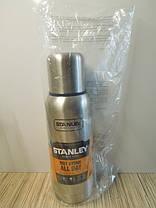 Термос стальной 0.75 л. ADVENTURE Stanley (Стенли) 10-01562-017, фото 3