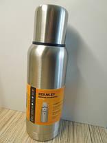 Термос стальной 0.75 л. ADVENTURE Stanley (Стенли) 10-01562-017, фото 2