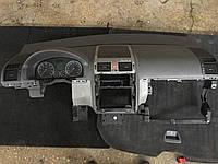 Торпедо (панель) airbag Volkswagen VW Touran