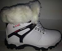 Ботинки женские зимние низкий ход мод № 31-B2418-2 SADI