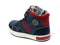 Детские ботинки Clibee:P-88 Синий