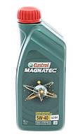 Масло моторное Castrol Magnatec 5W-40 A3/B4 1 литр