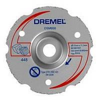 Отрезной диск для резки заподлицо Dremel DSM600