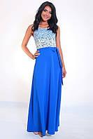 Платье стильное молодежное нарядное Мила  размеры 42, 44, 46, 48