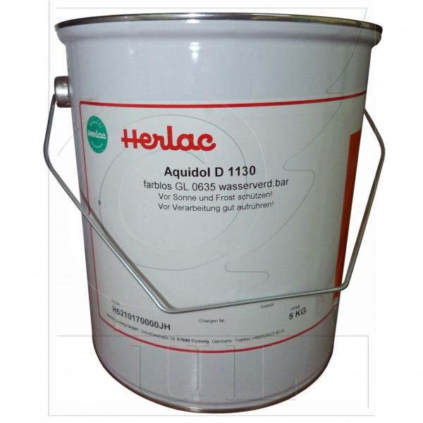 1-К Акриловый водоразбавляемый многослойный лак Aquidol D1130 HERLAC (5кг.)