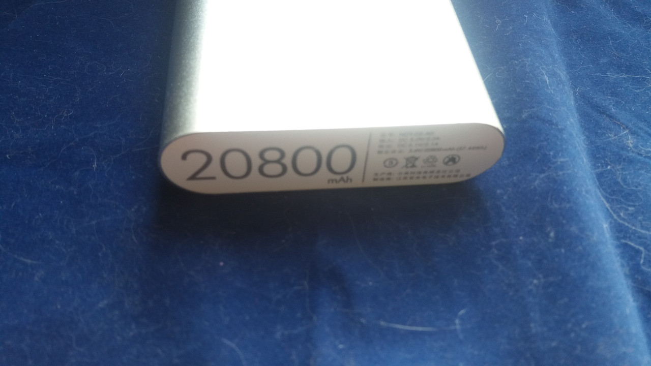 Power Bank 5V2A Конструктор в сборе (20800mA Реальная емкость аккумуляторов) Samsung