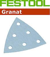Шлифовальные листы Granat STF V93/6 P60 GR/50 Festool 497391