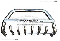 Кенгурятник Can Oto для VW Transporter Т5 с логотипом