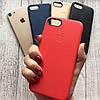 Кожаный чехол на iPhone 7, фото 2