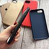 Кожаный чехол на iPhone 7, фото 5