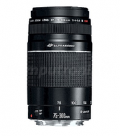 Объективы, Canon EF 75-300mm f/4-5.6 III USM