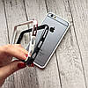 Бампер металл и силикон для iPhone 6/6s, фото 3