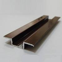 Профиль омега цинк, толщинна-1мм