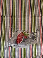 Полотенце вафельное для кухни Речицкий текстиль Беларусь