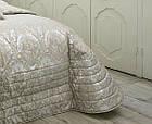 Покрывало с наволочками и декоративными подушками PEPPER HOME Люксовая серия 5 предметов Angelo , фото 3