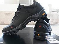 Кожаные кроссовки для мужчин осень весна