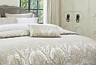 Покрывало с наволочками и декоративными подушками PEPPER HOME Люксовая серия 5 предметов Angelo , фото 4