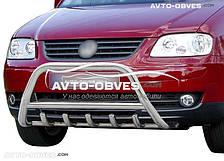 Кенгурятник из нержавейки VolksWagen Caddy