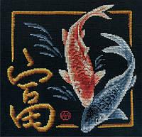 """Набор для вышивки крестом """"Panna"""" Богатство И-0156"""