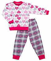 Легкая пижама для девочки опт