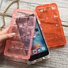 Чехол льдинка кубики силикон для iPhone 6plus/6splus, фото 4