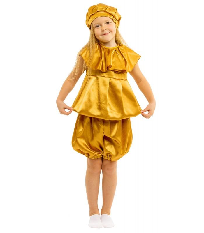 Карнавальный костюм Картошки весенний осенний на праздник Весны Осени (4-8 лет)