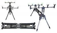 Подставка Fishing ROI Fast Carp Rod Pod  цвет-matt gunsmoke