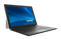 Планшеты с системой Windows, Lenovo MIIX 510-12ISK (80U1003JPB) Srebrny
